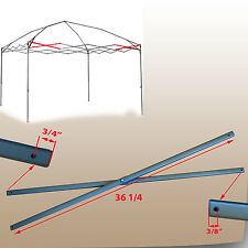 Canopy Replacement Parts Side Truss Bars for Coleman 10 x 12 Hex Instant Canopy Gazebo Screenhouse Shelter