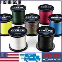 FISHINGSIR GODLINE Braided Fishing Line Seawater Superline 300/500/1000M 8-120LB