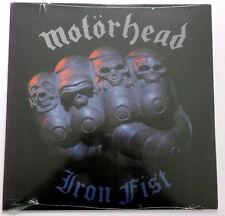 Motorhead - Iron Fist LP Record - BRAND NEW - Re-issue