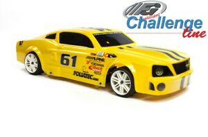 FG Challenge Line 530 with painted Ford Mustang with 26 cm³ FG engine