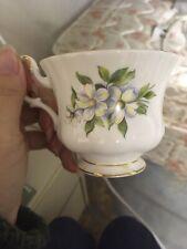 Royal Albert Pacific Dogwood Tea Cup