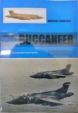 Warpaint Series No.2 - Hawker Siddeley/Blackburn Buccaneer   24 Pages Book