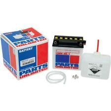 Parts Unlimited - 6N4-2A-FP - 6V Conventional Battery Kit, 6N4-2A