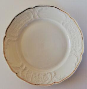 antike Rosenthal Sanssouci elfenbein blaue Blumen Kuchen Teller 20,2cm Ø />1939