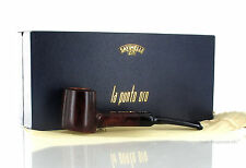 Pipe Savinelli LA PUNTO ORO PETITE BURGUNDY 310 Smooth Cherrywood Poker New