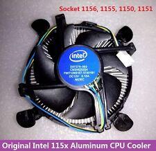 Genuine Intel Aluminum CPU Cooler Fan for Core i3 i5 i7 Socket 1150 1151 OEM
