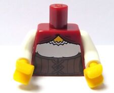 Lego 1 Body Torso For Minifigure Figure Female Girl Fortune Teller Series