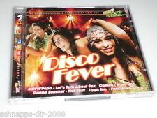 Disco Fever 2 CD 'S con Jackson 5-Visage-Luv-DONNA SUMMER-Four Tops...