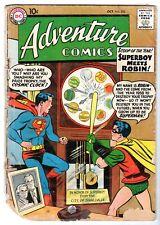 Adventure Comics #253 - Superboy, Aquaman & Green Arrow, Fair Condition'