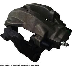 Disc Brake Caliper-Unloaded Caliper with bracket Rear-Left/Right Cardone Reman