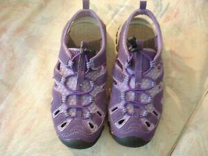 Northside Burke II Girls Purple Sandals Kids Size 3