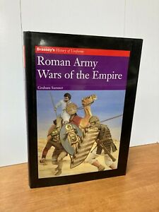 ROMAN ARMY WARS OF THE EMPIRE (History of Uniforms) by Sumner, Graham Hardback
