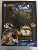 New Dr. Steve Hunters Paleo Expedition Kit, Tyrannosaurus Rex