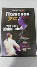 FLAMENCO FUSION BRASIL JAZZ DAVID TAVARES MALDONADO 2 CD + DVD PRECINTADA SEALED