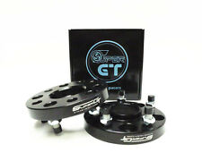 Super GT Hubcentric Bolt On Wheel Spacer 5x114 64.1 20mm M12x1.5 Honda