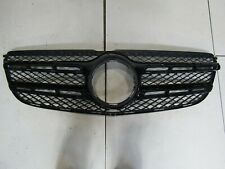 MERCEDES GLS X166 AMG LINE FRONT GRILL P/N: A1668880460 REF 20E06