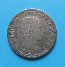 1 Lira 1826 Zecca di Genova - Regno di Sardegna Carlo Felice - moneta rara -