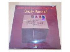 Captain Beefheart And His Magic Band ‎-  Strictly Personal - LP UK