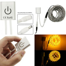 12V-24V Dimmer LED Controller Memory for Single Color 5050 3528 LED Strip Light