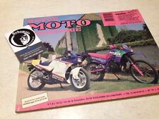 Revue moto technique Honda NS 125 R TC01 MTX 125 TC02 ETAI N° 74 éd: 89