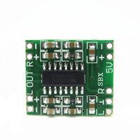 GN- Mini Digital Amplifier Board 2x3W  Class D PAM8403 2.5-5V USB Power Supply U