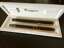 Parure 2 Stylos Waterman Luxe - Comme Neuf !