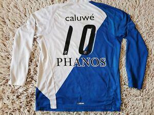 Rare Original Puma football shirt FC Utrecht 2008/09 Caluwe #10
