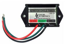Leisure Lectronics AUTOMATIC Livewell Timer Aerator Pump 12V Module for Boat