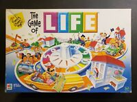 The Game Of Life Family Board Game 2000 Hasbro Milton Bradley Complete.