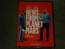 News From Planet Mars (DVD, 2017) sealed