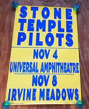 Stone Temple Pilots Universal Amphithatre -Original Vintage Rock Concert Poster