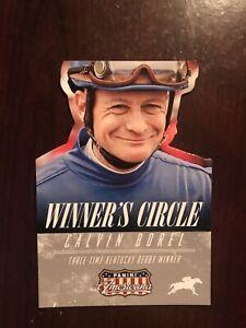 2015 Americana Winner's Circle #5 - Calvin Borel