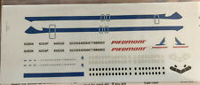 Decals Avigraphics Rare Set Piedmont Airlines Fokker F28 AG4021 1/144 Scale