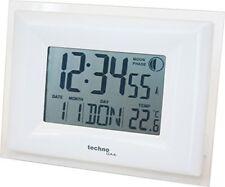 Technoline WS 8008 - reloj de pared digital color blanco