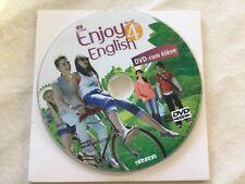 ENJOY ENGLISH 4ÈME: DVD ROM ÉLÈVE