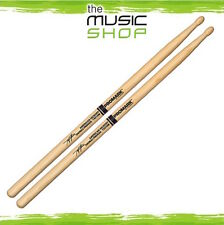 New Set of Promark Hickory 510 Thomas Pridgen Drumsticks with Wood Tips - TX510W