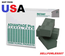 Oasis Advantage Plus Floral Foam Case of 36 Bricks