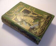 Charge, eine Geschichte der Briten und Boer, G. Manville Fenn, 1900 seltene antike HB