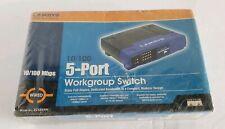 Linksys EtherFast 10/100 5-Port Workgroup Switch EZXS55W