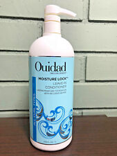 OUIDAD Moisture Lock Leave-In Conditioner 33.8oz LITER W/ PUMP! Free 2-Day Ship!