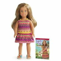 "RETIRED AMERICAN GIRL Lea Clark Girl of the Year 2016 6"" Mini Doll NEW UNOPENED"