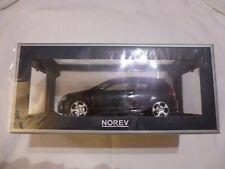 NOREV 188502 - VW Golf 6 GTI 2009 schwarz 1:18