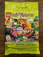 New LEGO Mini Figure Series 19 Pack #71025 NWT Mystery Blind Collectible