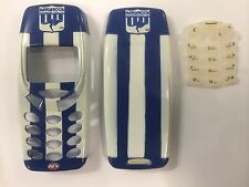Nokia 3310,3330 North Melbourne AFL Official Team Front & Back Covers inc Keypad