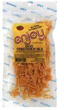 Enjoy Hot Shredded Ika 5 Oz Bag (Pack Of 5)