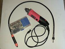 Rotary Tool Kit Variable Speed Flex Shaft Accessories Power Die Grinder Set