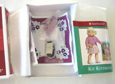 NEW AMERICAN GIRL DOLL RUTHIE'S EVERYDAY MEET ACCESSORIES WATCH HANKIE BARRETTES