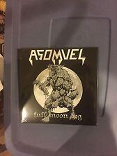 "Asomvel Limited Edition 10"" 'Full Moon Dog'"