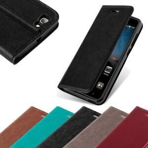 Handy Hülle für ZTE BLADE A612 Cover Case Tasche Etui mit Kartenfach