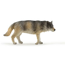 PNSO Family zoo Asian wolf model - brand new in pack